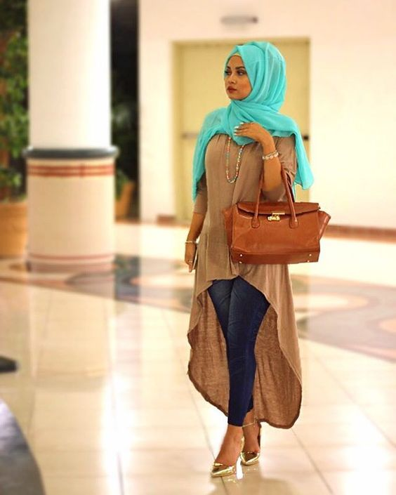 2020 Daily Hijab Combine Suggestions For Indoor Women Stylish hijab combinations
