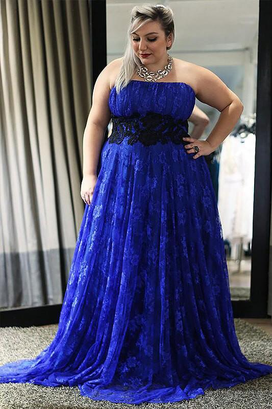 The Most Stylish Plus Size Evening Dress Models 2020 Fashionable Women's Styles evening dresses