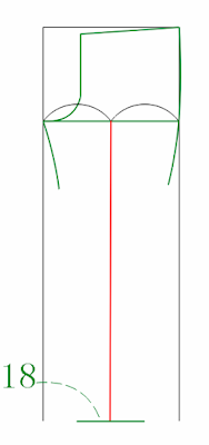 The width of the lower side is called balami