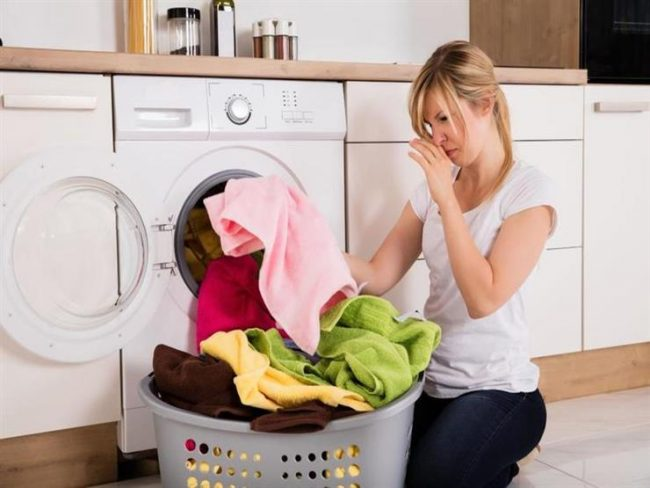 The mechanism of mold on clothes