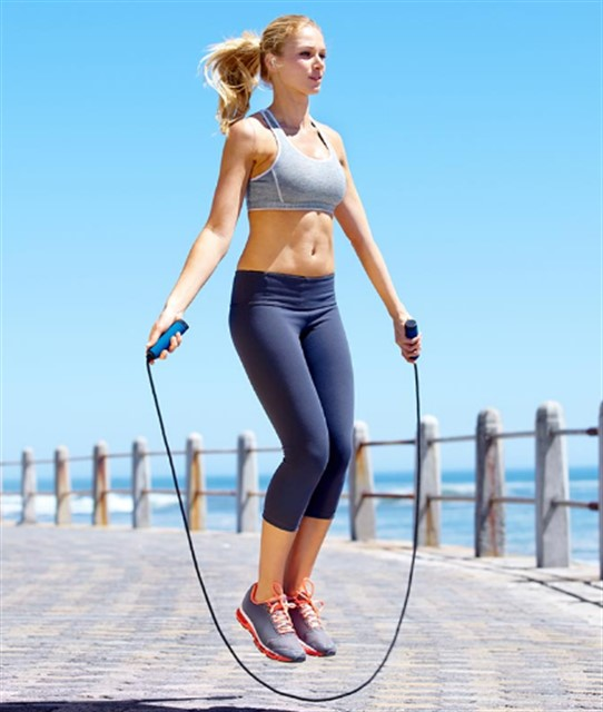 Benefits of Jumping Rope  skipping exercises