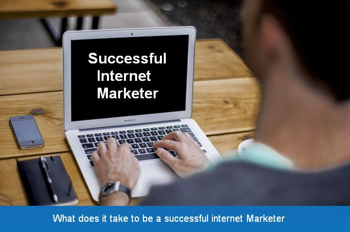 How to become a successful commission internet marketer