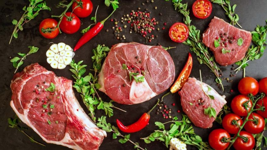 Is it healthy to eat meat ? Should we reduce intake or is it better not to eat meat