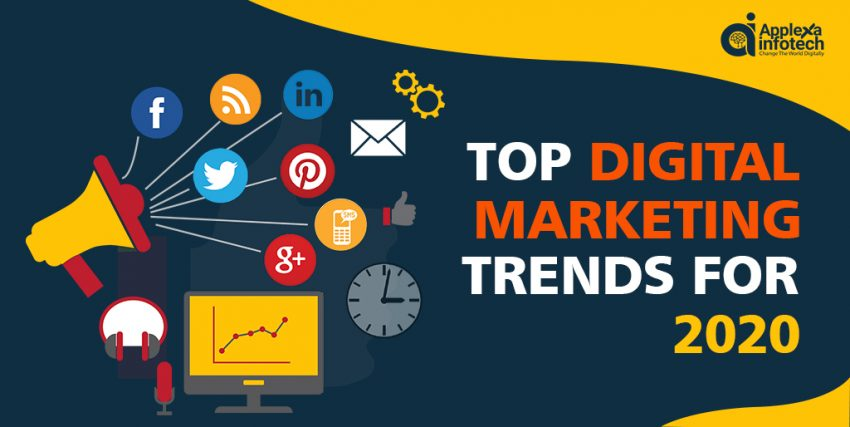 Marketing world trends for 2020 specialists in digital and electronic marketing