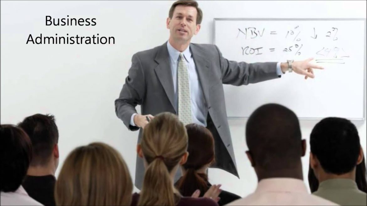 Study business administration in the USA United States of America