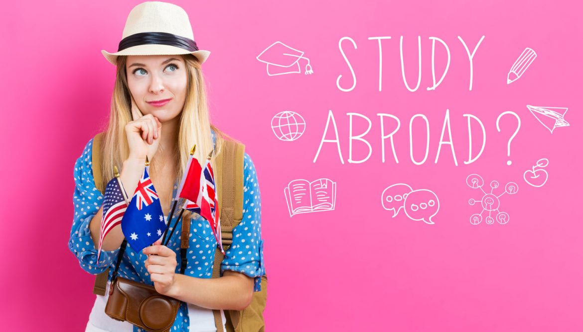 Study abroad guide for international students covers the most popular study destinations worldwide
