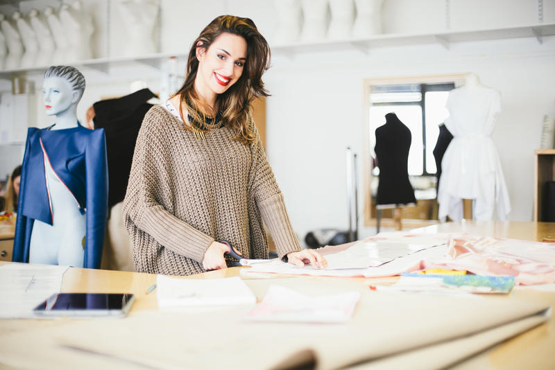 The basic principles of sewing  professionally in fashion design