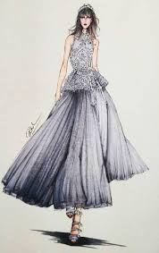 A girl can become a successful fashion designer