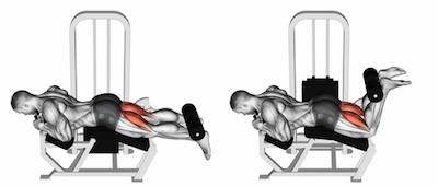 split stance db deadlift: