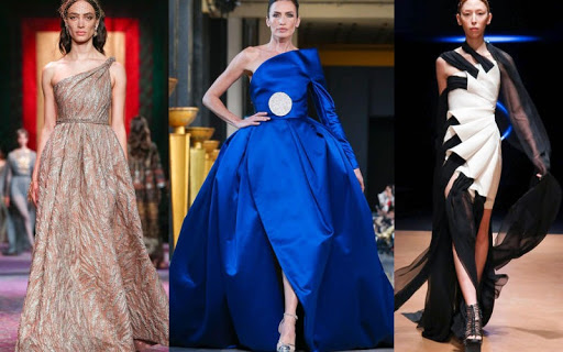 One porter engagement dresses 2020 trend in fashion